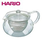 ハリオ HARIO 急須 茶茶急須 丸 ハリオグラス CHJMN-45T