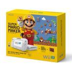 新品 任天堂 Wii U スーパーマリオメーカーセット