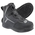 SIMMS Rivertek 2 BOA BOOTS FELT US7 BLACK シムス リバーテック フェルト ブーツ 並行輸入品