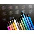 色鉛筆 メタリックカラー12色