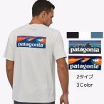 パタゴニア Tシャツ トップス メンズ ポケット Patagonia Men's P-6 Logo Short Sleeve T-Shirt Black 並行輸入 全国送料無料