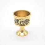銅杯 水盃 銅製置物 小 開運 風水グッズ