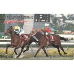 メジロパーマー 第41回阪神大賞典 競馬テレカ