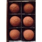 生キャラメルショコラ 6個入 送料無料 ギフト 贈り物 お菓子 洋菓子 スイーツ とろける チョコ しょこら ひとくちサイズ 自分用にも