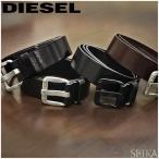 ショッピングDIESEL (7)DIESEL ディーゼル メンズ ベルトX03721-PR227/00S239/B-STAR 80/85/90/95 4サイズ