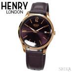 ヘンリーロンドン/HENRY LONDON 時計 39mm/レザー/ユニセックス