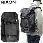 ニクソン バックパック NC2895001 (5) NIXON ランドロック オールブラック 日本限定モデル リュック バッグ メンズ 大容量 タブレット PC収納 ギフト