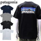 パタゴニア PATAGONIA 38504 Tシャツ 半袖(19)WHI (20)CNY (21)GLH (22)BLK ホワイト ブラック グレー ネイビーメンズ (CPT)
