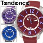 【1】テンデンス (メンズ レディース) 腕時計(TG131001/ワイン)(TG131002/パープル)(TG131005/グレー)GULLIVER SLIM POP(ガリバー スリム ポップ)
