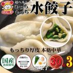 水餃子90個1.8kg (ニラ玉水餃子600g 30個入×3袋) 冷凍食品 ヘルシー グルメ 業務用 ギフト 贈答
