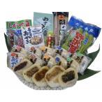 お中元 御中元 ギフト 信州味の旅詰め合わせ特別セット(おやき、野沢菜、信州そば、しょうゆ豆、七味、わさび漬け)