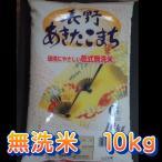 お米 米 10kg (無洗米) 送料無料 長野県産 あきたこまち 平成31年  10kg 無洗米 お米10kg