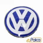 VW ニュービートル (フロントエンブレム ブルー/ホワイト) 純正品