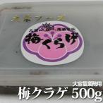 【業務用】<梅くらげ500g(クラゲ)>【冷凍便同梱可】