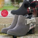 CHERRY PAI ブーティー キッズ ブーツ 女の子 子供靴 ジュニア ブーツ 女の子 アンクルブーツ 太ヒール サイドファスナー ヒール 9770