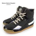 Maison Martin Margiela メゾンマルジェラ メンズ S37WS0202 ハイカット スニーカー レザー使い カラー963/ブラック他 サイズ/42/43