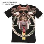 マルセロバーロン CMAA 011S 001055 GUANAJAY T-SHIRT クルーネック 半袖 Tシャツ カットソー サイズ/XXS/XS/S/M カラー1000 41040