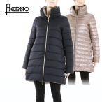 HERNO ヘルノ レディース PI0545D 19288 PRODUZ リバーシブル ダブルフェイス ダウンコート ダウンジャケット ロング丈 カラー9200 ++