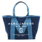 MARC JACOBS マークジェイコブス M0011124 1SZ NEW LOGO TOTE SMALL デニム トートバッグ ハンドバッグ カラー423/DENIM 31320