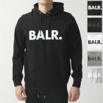 BALR. ボーラー Brand Hoodie プルオーバー スウェット パーカー カラー4色 メンズ