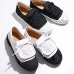 LOEWE ロエベ L815282X20 キャンバス アナグラムフラップ 刺繍 ローカット スニーカー シューズ 靴 1100/BLACK レディース