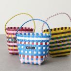 MARNI KIDS マルニ キッズ M00332 M00IW カラー3色 ウーブン ハンドバッグ かごバッグ カゴバッグ ロゴ 鞄 レディース