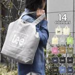 トートバッグ メンズ おしゃれ 大きめ A4/Lee リー/キャンバス ロゴ 2way