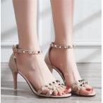 ショッピングレディース サンダル サンダル レディース ヒールサンダル ハイヒール サマー  歩きやすい 夏 カジュアル シューズ 婦人靴 痛くない