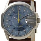 ディーゼル 腕時計 DZ1399 ライトブルーxブラウン メンズ ウォッチ diesel 時計 ブランド
