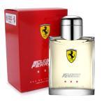 フェラーリ FERRARI フェラーリレッド 125ml メンズ 香水 FERRDEDT125 【香水/コスメ】 新品