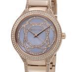 母の日セール マイケルコース MICHAEL KORS 腕時計 MK3482 ケリー シェル パープル×ゴールド レディース DEAL