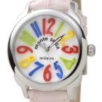 在庫処分 原価処分品(細かいキズ・汚れあり) 男女兼用 腕時計 【ユニセックス 時計】 MOS1150PK ピンク 【ガガミラノ、フランクミューラー好きにお勧め】 新品