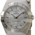 オメガ OMEGA 腕時計 123.10.24.60.05.001 コンステレーション レディース ホワイトシェル ブランド