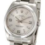 ショッピングロレックス ロレックス ROLEX 114200 SV-AR エアキング メンズ 腕時計 114200 ブランド 送料無料 新品