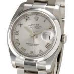 ロレックス ROLEX 116200 GY-R デイトジャスト グレー ローマ メンズ 腕時計 116200 ブランド