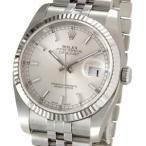 ロレックス ROLEX 116234 デイトジャスト シルバー メンズ 腕時計 ブランド 送料無料 新品