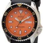 セイコー ダイバー オレンジボーイ 自動巻き 腕時計 SEIKO SKX011J1 DIVER オレンジ メンズ セイコーウオッチ ブランド