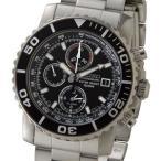 セイコー SEIKO クロノグラフ メンズ 腕時計 海外モデル SNA225P1 クォーツ ブラック セイコーウオッチ 新品 送料無料