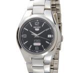 セイコー SEIKO メンズ 腕時計 SNK623K1 セイコー5 ファイブ オートマティック 海外モデル ブラック 新品
