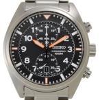 セイコー SEIKO メンズ 腕時計 海外モデル SNN235P1 クオーツ クロノグラフ ブラック セイコーウオッチ ブランド