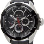 セイコー SEIKO メンズ 腕時計 SRX009P2 VELATURA KINETIC DIRECT DRIVE ベラチュラ キネティック ダイレクト ドライブ ブラック ブランド