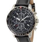セイコー SEIKO SSC009P3 ソーラー フライトマスター パイロット アラーム クロノグラフ ブラック メンズ 腕時計 新品 送料無料