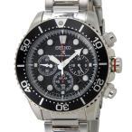 セイコー SEIKO SSC015P1 ダイバーズ ソーラー クロノグラフ クォーツ ブラック×シルバー メンズ腕時計 セイコーウオッチ