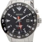 セイコー SEIKO メンズ腕時計 SUN015P1 スポーチュラ キネティック GMT オートクォーツ セイコーウオッチ ブランド