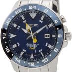 セイコー SEIKO メンズ腕時計 SESUN017P1 スポーチュラ キネティック GMT オートクォーツ セイコーウオッチ ブランド