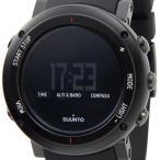 スント SUUNTO 腕時計 SS018734000 CORE DEEP BLACK コア ディープ ブラック 【アウトドア・トレッキンング・スポーツウォッチ】 ブランド 新品 送料無料