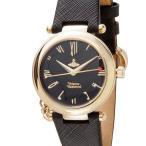 PayPay ヴィヴィアン・ウエストウッド Vivienne Westwood 腕時計 レディース ブラック×ゴールド VV006GDBLK 女性用