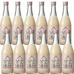 五橋 玄米甘酒 540g×12本(1ケース) 要冷蔵 包装のし非対応 取寄せ 飲料 あま酒 あまざけ あまさけ 甘酒 山口 酒井酒造