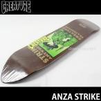 クリーチャー アンザ ストライク 【CREATURE ANZA STRIKE】 スケートボード デッキ SKATEBOARD DECK 板 SK8 スケボー オールドスクール 板 サイズ:8.5x32.25