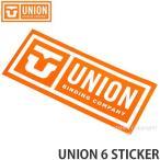 ユニオン ロゴ ステッカー UNION LOGO STICKER BINDING PARTS バインディング ビンディング パーツ オリジナル